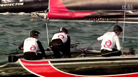 2014极限帆船赛青岛站第三天比赛集锦