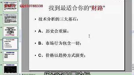 """20120503晓青视频(找到最适合你的""""财路"""")"""