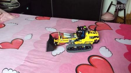 lego 8043B 履带铲车