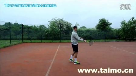 对付高球的4种办法 How To Handle High Balls-4 Options