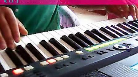雅马哈S650电子琴演奏