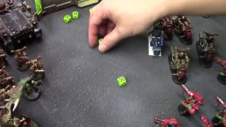 Nurgle VS Orks - Reign of Chaos - Game 2