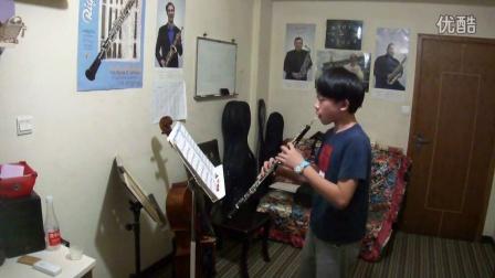 双簧管菲林48之18