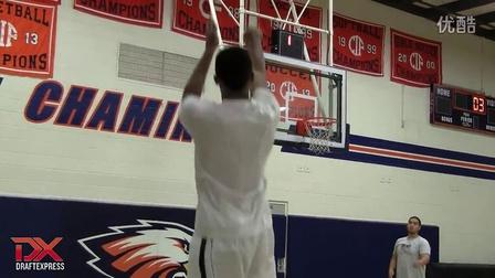 Gary Harris pre-NBA Draft Workout _ Interview