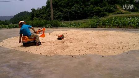 3周6个月 秋木园开挖机