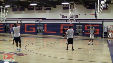 Glenn Robinson III - 2014 NBA Draft Workout