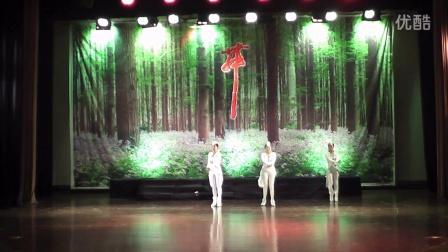 三人舞 月狐吟  南理工舞蹈团10级毕业晚会