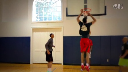 Khem Birch 2014 NBA Pre Draft Workout and Interview