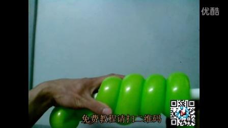 魔术气球教程蛇2014-06-21 06:58