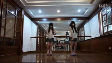 [牛人]Mr.Chu_双胞胎女孩的绝美舞蹈|临沂脱毛