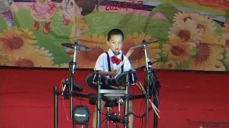 架子鼓-聪明的一休-幼儿园毕业汇演