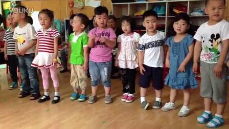 幼儿园 开放日 儿歌 小刺猬