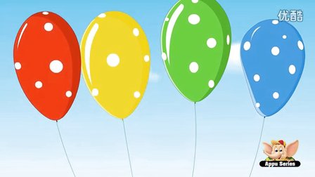 【老文头英文儿歌】Pretty Balloons