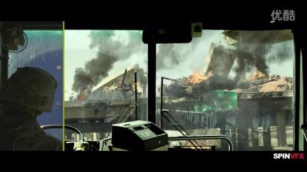 VFX——2014美剧后期特效分析视频