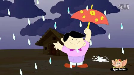 【老文头英文儿歌】Raindrops