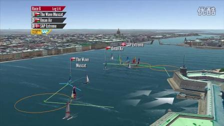 2014路虎极限帆船系列赛圣彼得堡站 - 比赛第二日亮点