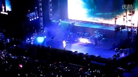 20140705G.E.M邓紫棋《龙卷风》rap部分 上海演唱会