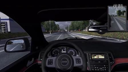 大切诺基SRT8!欧洲卡车模拟2 MOD(DerTebbers力作)