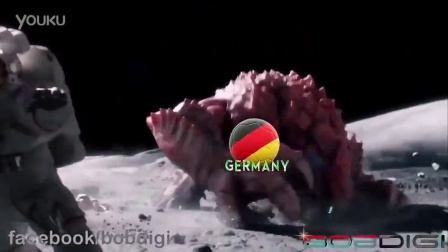 GERMANY IN THE WORLD CUP by BOBDIGI