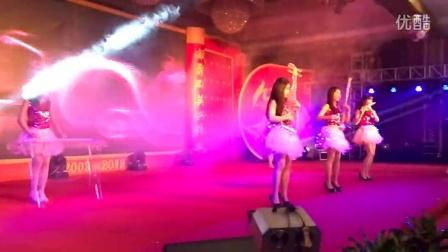 厦门福州泉州漳州演出舞蹈表演女子乐坊