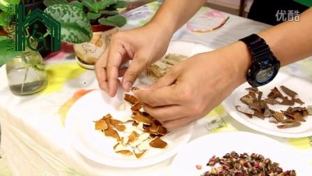園藝治療教室之香草香包製作