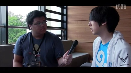 Interview with Aui2000 of Cloud9 @ ESL One Frankfurt 201