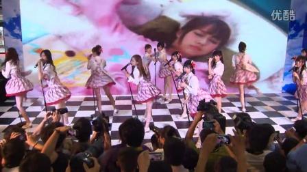 SNH48-2014年东搏展菱商展台-
