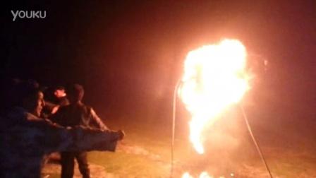 塔吉克族的火把节