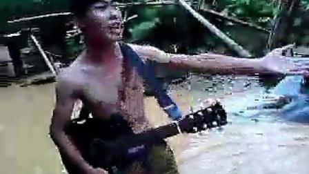 怀集洪灾 搞笑视频_人通天下人通天下标清