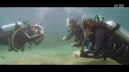 PADI - Learn to Dive in Australia (Music Version)