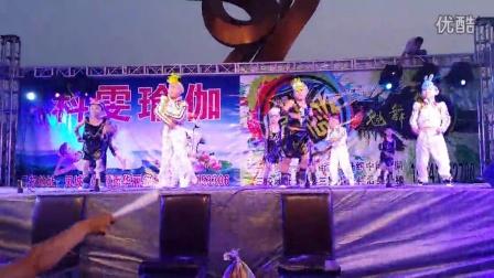 凤城市魁舞社男童街舞十二生肖