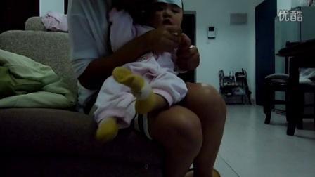 宝宝发烧2