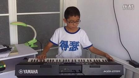 电子琴 是不是因为我不够温柔