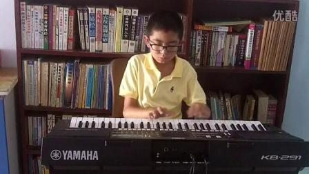 电子琴 世界名曲大联奏