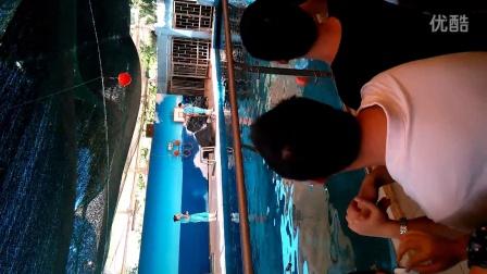 宝宝鼓浪屿海洋公园