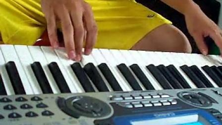 电子琴(好人一生平安)