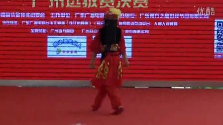 罗蔼琳-小金钟舞蹈大赛广州决赛-新疆舞《少女的春天》