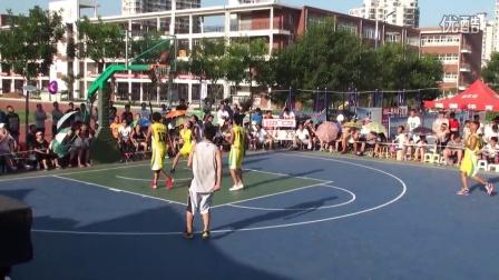 """00003-2014蓬莱市第八届""""渤海燃气杯""""军民篮球赛"""