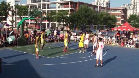 """00002-2014蓬莱市第八届""""渤海燃气杯""""军民篮球赛"""