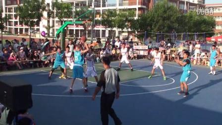 """00004-2014蓬莱市第八届""""渤海燃气杯""""军民篮球赛"""