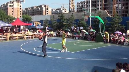 """00000-2014蓬莱市第八届""""渤海燃气杯""""军民篮球赛"""