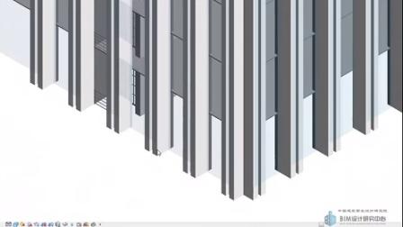 西北院 孟丹-Revit参数化造型柱与造型屋顶