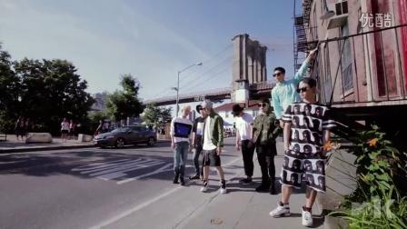 Block B in NYC (Be the Light  ver) (CR:MTVK)
