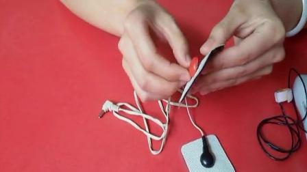 洁利安电子手托使用教程