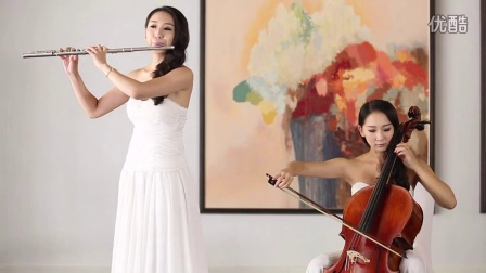 上海静安香格里拉大酒店中秋月饼2014——大提琴长笛篇
