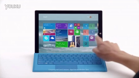 Surface Pro 3 Power