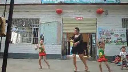 社旗迦南幼儿园《小苹果》