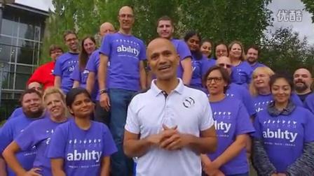 Satya Nadella Ice Bucket Challenge for ALS