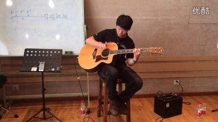 """台湾指弹吉他大师陈彦宏——""""古老的龙"""""""