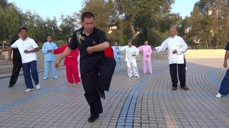 徐彦峰陈氏太极拳74式教学第3.4式